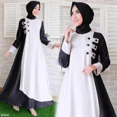 Gamis Cantik Terbaru Til Cantik Dengan Model Baju Gamis Terbaru Untuk