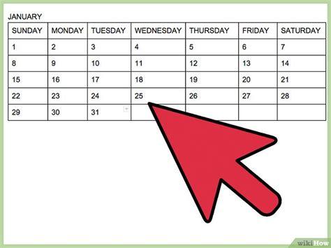 Create Calendar Docs Come Creare Un Calendario Usando Docs Wikihow