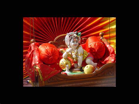 janmashtami decoration ideas for palna photos pics