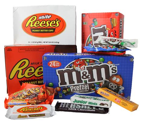 top candy bar most popular candy bars