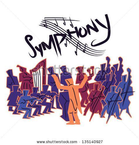orchestra clipart symphony cliparts