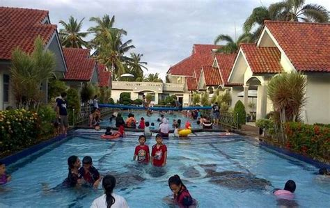 pesona krakatau cottage  anyer serang garnesiacom