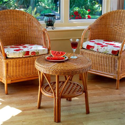 wicker table and chairs set rattan and wicker chairs small conservatory furniture