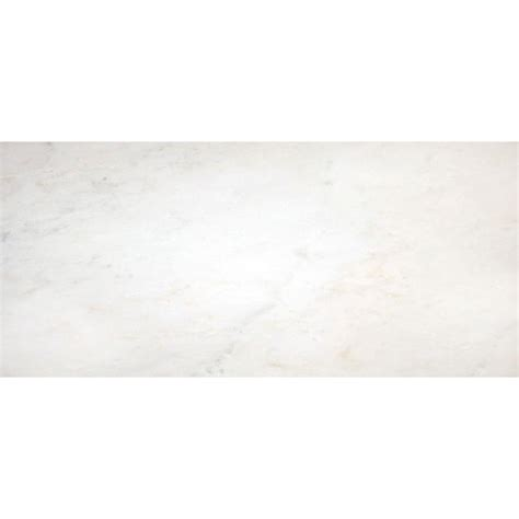 ms international greecian white 8 in x 12 in polished marble floor and wall tile 6 67 sq ft