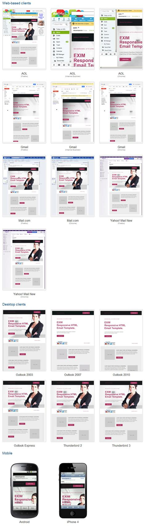 layout editor template exim email template with layout editor by tootsboo
