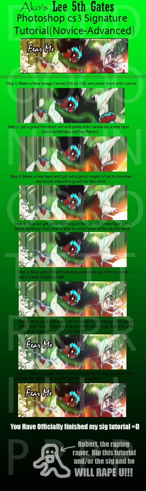 tutorial html signature photoshop signature tutorial by atsuikajiotoko23 on deviantart