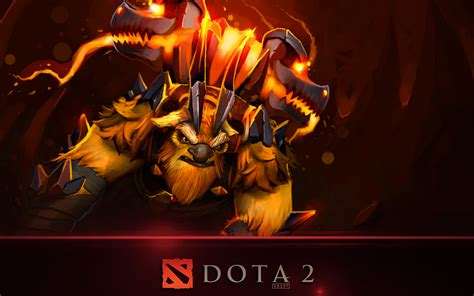 dota 2 characters wallpaper dota 2 earthshaker characters wallpaper games