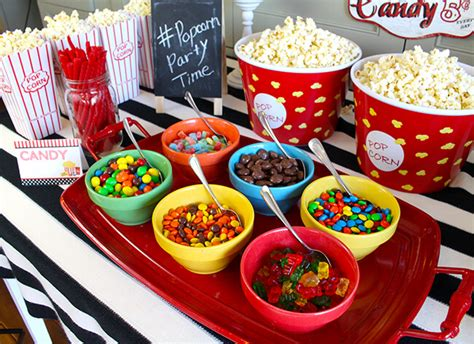 fun party themes fun popcorn party ideas popsicle blog
