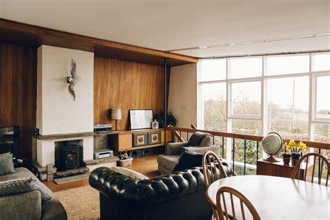 seaside home interiors 1950s modernist house bridlington haarkon