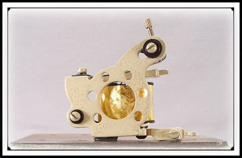 dial gold for tattoo sold custom machines bicknee supply