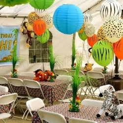 1000 ideas about jungle theme decorations on