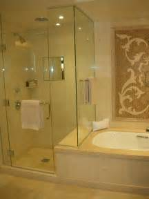 beautiful tub shower combo bathrooms
