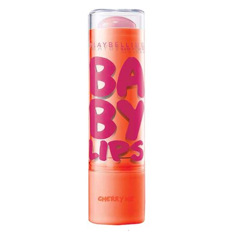 Lip Gloss Baby maybelline baby flavoured lip balm choose your