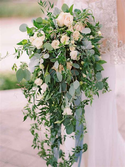 The Prettiest Greenery Bouquets We?ve Ever Seen