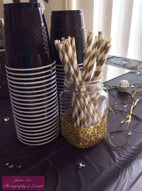 latest themes jar new year s eve party decorations 2014 black white