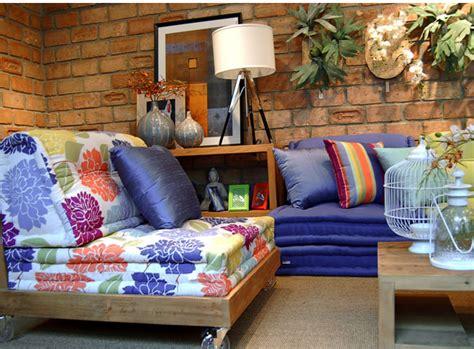 jeitinho pra decorar por futons