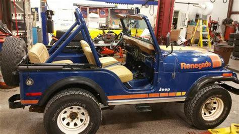 Jeep Cj5 Side Steps Rudy S Classic Jeeps Llc 1979 Rot Free Jeep Cj5 Renegade