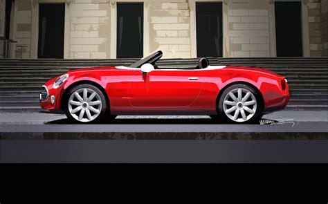 Mini 2 New mini superleggera is go expect slinky mini roadster in 2018 by car magazine
