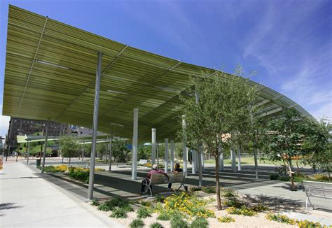 phoenix awnings phoenix civic space shade canopies