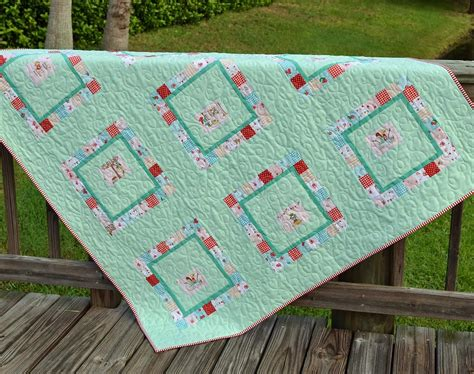 Sewing A Patchwork Quilt - quilt story patchwork frames quilt from the sewing