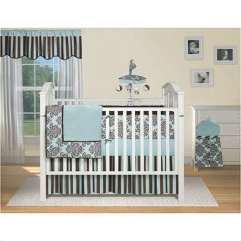 Contemporary Crib Bedding Banana Fish Bailey Crib Bedding Collection Modern Baby Bedding By All Modern Baby