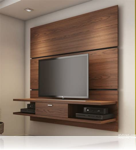 Wall Hung Kitchen Cabinets by Impressive Wall Mounted Tv Unit Awesome Wood Wall Mounted