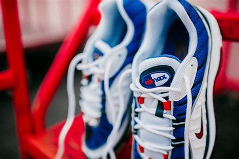 Sepatu Nike React sneakers nike air max 98 gundam rilis ulang bulan ini