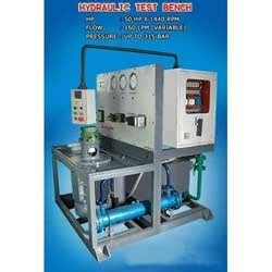 hydraulic test bench hydraulic test bench service provider from chennai
