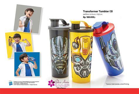 Transformer Lunch Set Tupperware tupperware promo november 2017 katalog promo