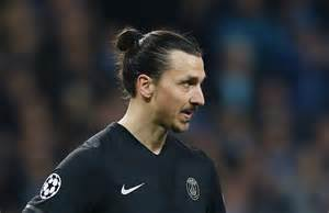 Paris saint germain star zlatan ibrahimovic faults laurent blanc s