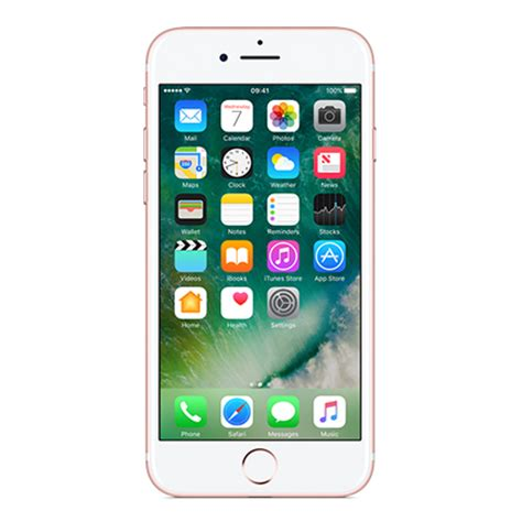iphone 7 32gb rose gold | pay monthly deals & contracts | ee