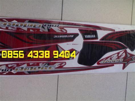 Striping Variasi Mio Soul Gt Led Avantiz 5 stiker striping motor variasi dan thailand jogja irawan khoirul amri