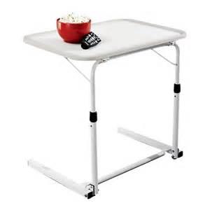 Walmart Bed Tray Adjustable Snack Table Shopko