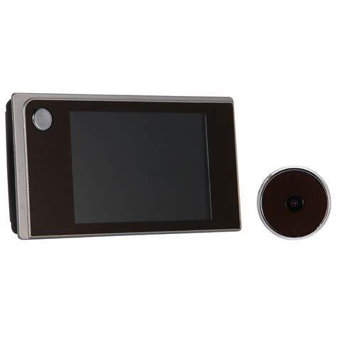 3 5 quot lcd 120 176 visual door viewer peephole home
