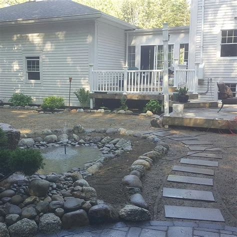 shore landscaping harbor shore landscaping orrington brewer me