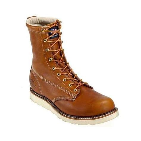 safest motorcycle boots thorogood 8 quot plain safety toe boots revzilla