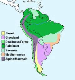 south america s climate and webquesttravel