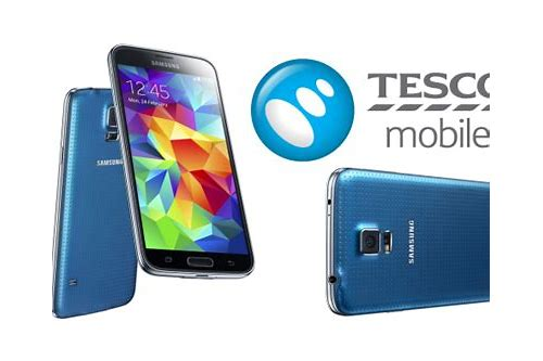 samsung galaxy s5 deals tesco