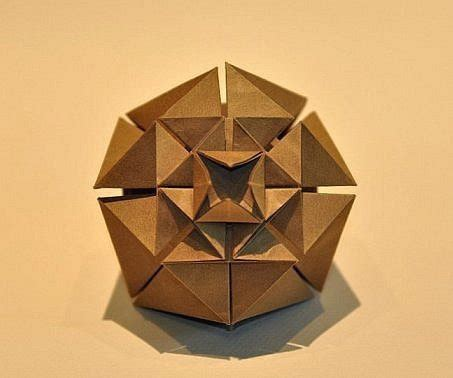 Origami For The Connoisseur - unknown host