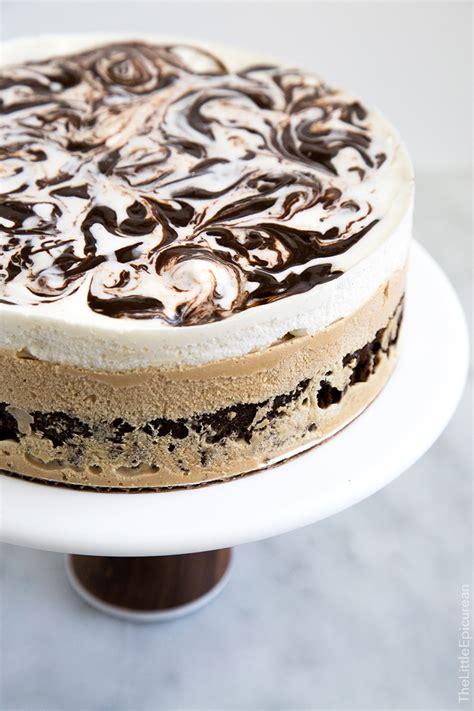 icecream cake coffee cake the epicurean