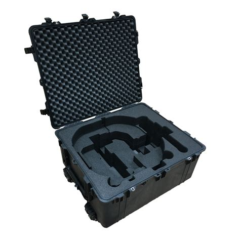 movi rig foam insert for movi pro rig to fit peli 1690 protector