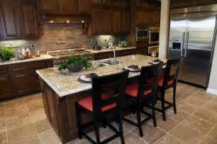 Kitchen Ideas With Dark Cabinets by 52 Dark Kitchens With Dark Wood And Black Kitchen Cabinets