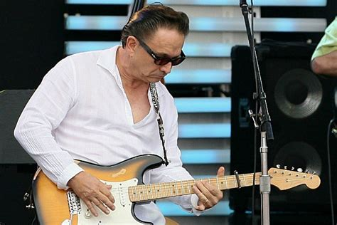 jimmie vaughan recuperating  suffering heart attack