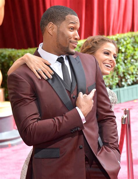 micheal strahan hair style more pics of maria menounos braided updo 1 of 61 maria