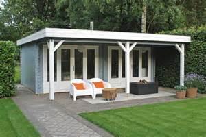 Outdoor Entertaining Area Design Ideas - summerhouses with verandas