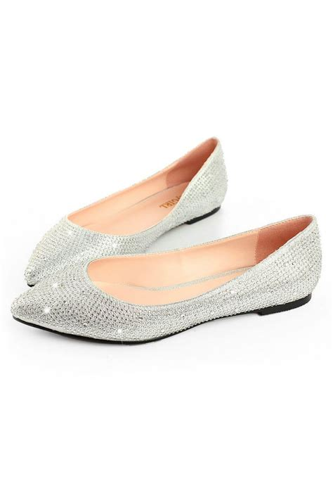 silver flat shoes for prom 22 curated shoes ideas by quateshaf wedge wedding shoes