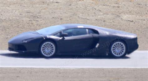 Lamborghini V 12 Lamborghini S New 2011 V12 Continues Testing By Car Magazine