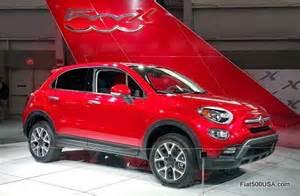 Fiat Dealer York Fiat At The 2015 New York Auto Show Fiat 500 Usa