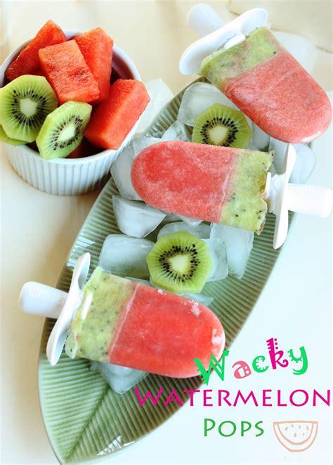 watermelon recipe watermelon pops recipe dishmaps