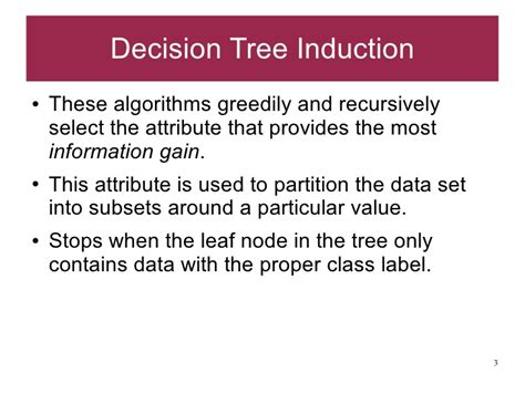 define decision tree induction distributed decision tree induction